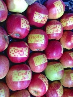 Holiday Apples