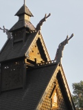 12th-century Stave Church