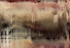 Gerhard Richter Exhibition at the Neues Museum