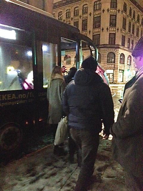ikea bussen