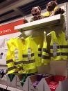 Ikea even sells reflective vests.