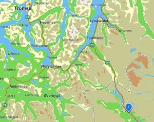 Map 22 Feb