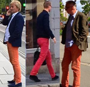 Pink Pants Brigade
