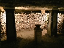 Crypt of the Sepulchral Lamp.