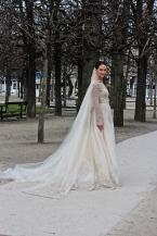 The dress ... ta da.