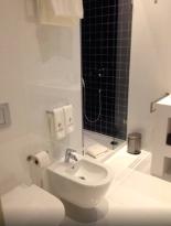 Yep, a bidet in the bathroom.