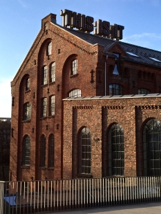 The Christiania Sailcloth Factory (1856) is now the Oslo National Academy of the Arts.