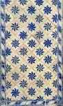 Transfer-ware patterns became popular in the early 1800s.