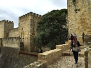 After Afonso Henriques claimed the castle for Portugal in 1147, Portuguese kings and queens lived here until the 16th century.