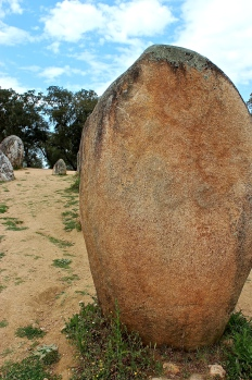 Several upside-down shepherd's crooks can be seen on this stone and may have also been kinship symbols or marks indicating powerful leaders.