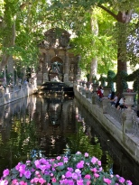 The Medici Fountain, built in 1620, is a peaceful spot for people-watching and dreaming the day away.