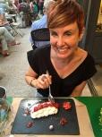 My favorite French dessert -- meringue.