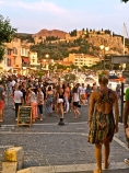 Cassis is the poor man's St. Tropez. It's where regular French folk -- not tourists -- go to vacation.