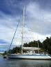 Modern sailboats...