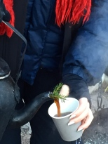 Christmas in a cup.