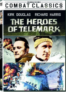 Hollywood produced its own highly fictionalized adaptation of the sabotage story in 1966. Featuring Kirk Douglas, the movie still ranks as one of the top WWII films.