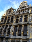 More gorgeous guild halls. Proud business owners rebuilt them in just seven years after King Louis XIV destroyed them.