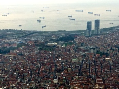Istanbul ranks as the 7th largest city globally, and the largest city in Europe. It sits along the only sea route between the Mediterranean and the oil-rich Black Sea, meaning that it hosts one of the busiest waterways in the world.