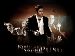 """It turns out that Turkey is the world's largest exporter of TV drama, after the U.S. The show we watched, """"Kurtlar Vadisi,"""" has been quite controversial, inspiring multiple copycat vigilante-justice murders across the country."""