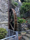 "Supposedly the name Manarola means ""waterwheel"" in the ancient local dialect."