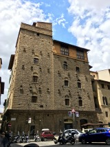 In the Middle Ages, Florentine nobles built defensive towers that grew to staggering heights until the town council put a limit on the number of stories. Talk about your vertical living -- many of these homes had external staircases only, which could be cut away in case of attack. Folks in feuding families on opposite corners would pile out into the streets to do battle. Today, these Tower Houses stand sentry throughout the historic heart of Florence.
