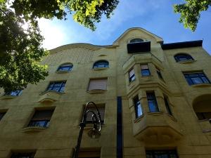 Secessionist / Art Nouveau Architecture, Budapest