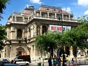 If the Hungarian State Opera looks a bit familiar, it's because it was designed to rival that of Vienna's State Opera. Emperor Franz Josef agreed to the construction only on the condition that Hungary's Opera was smaller than Austria's.