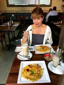 Gerlóczy Café Hungarian Omelette