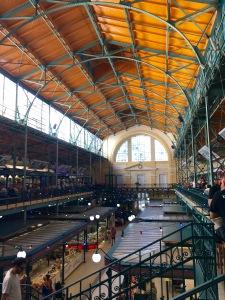Hold Utca Market Hall, Budapest