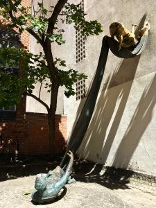 Carl Lutz Sculpture, Budapest, Hungary