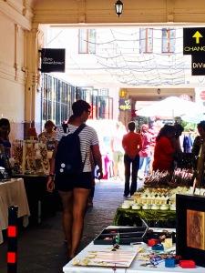 Gozsdu Courtyard & Artisan Market