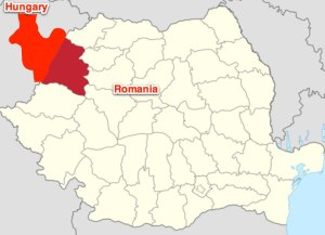 Biharia Region of Transylvania