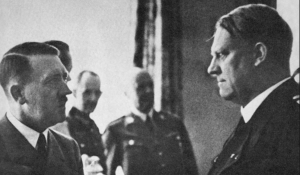 "Quisling received funds for his fascist but peripheral Nasjonal Samling (""National Unity"") in return for promoting Nazi ideology. Essentially, Hitler duped Quisling into providing key information about Norway's defenses with the promise that Quisling would become the head of a Norwegian government that would remain neutral but pro-German."