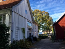 Check out this stunning home on one of Drøbak's quiet country lanes.