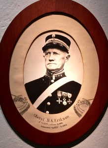 A postscript at the end of the film tells us that, for his courageous efforts, Colonel Eriksen is eventually awarded the War Cross with Sword, Norway's highest honor.