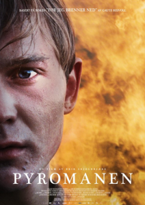 "The screenplay for Pyromaniac is based on the best-selling novel, ""Before I Burn Down"""