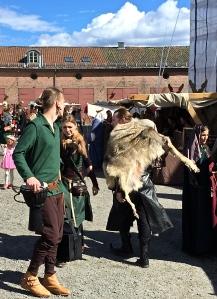Oslo's Medieval Festival