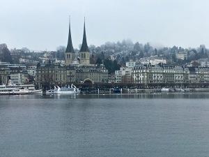 Lake Luzern Shoreline
