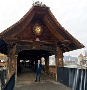 Mill Bridge, Luzern
