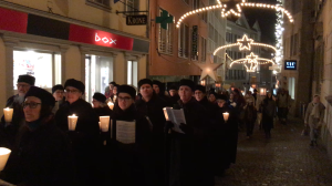 Nativity Procession Luzern