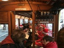 Check out the nisse brass band playing Norwegian and English Christmas tunes.
