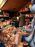 In need of a wooden spoon, cutting board, or crèche set? Vienna's Christmas markets have gotcha covered.