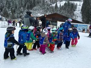 Ski School Angertal