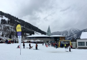 The Angertal Ski Center