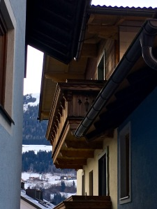 Bad Hofgastein Roofline
