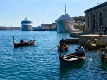 Since ancient times, Malta's Mediterranean location -- as well as its natural harbors and the entrepreneurial and maritime skills of its people -- have made the country an international center for shipping services. Tax breaks and other advantages mean that Malta has its fair share of super yachts, too.