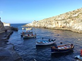 You'll catch your ride to the Blue Grotto from this tiny but picturesque harbor. It's best to arrive early (9:00 a.m.) to ensure you get a seat. You might have to wait for more folks to arrive, but at least you'll be ahead of the giant tour buses.
