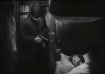 "Viewers also got to see the short silent film ""Bergenstoget plyndret inatt"" (The Bergen Train Plundered in the Night) -- the movie version of the 1923 book that launched the Norwegian tradition of reading Påskekrim (Easter Crime) novels over the holiday."