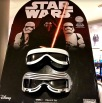 Ru almost bought a pair of these awesome Kylo Ren 3-D glasses for her boyfriend, who's as big a sci-fi geek as we are. But then she thought better of it, for fear he'd take to wearing them daily as sunglasses.