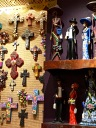 I'd also highly recommend visiting the museum's store, Tienda Tzintzuntzán (Place of the Hummingbird), where you can purchase incredible works of Mexican art, as well as any of the other decorations and ritual items associated with Día de Muertos.